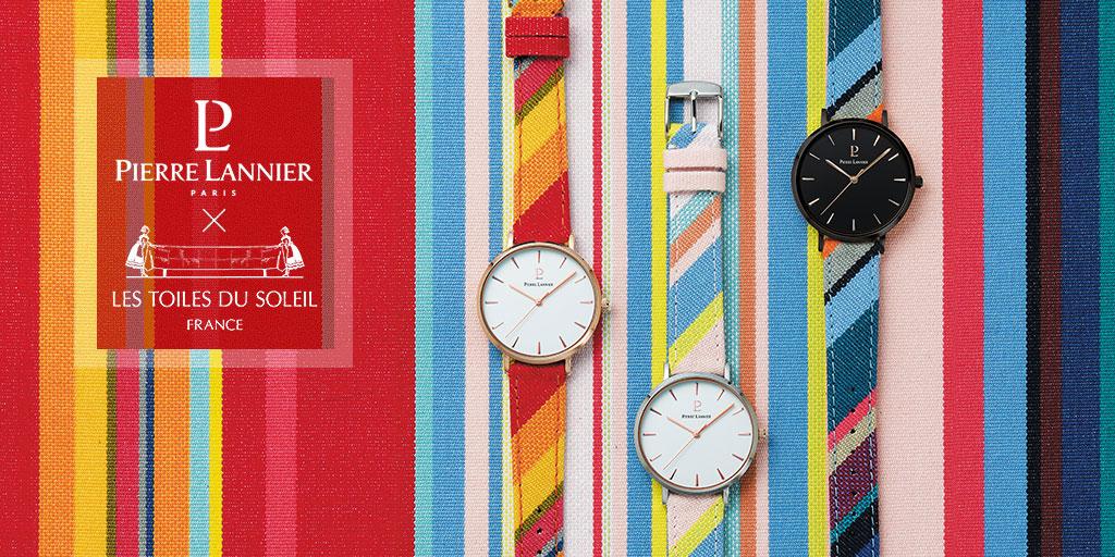 ピエール・ラニエ コラボレーション腕時計 販売のお知らせ