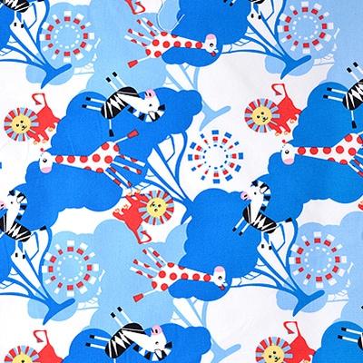 サファリ/ブルー