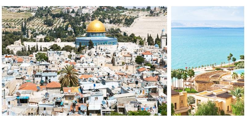中東が誇るビューティーリゾート、イスラエル。