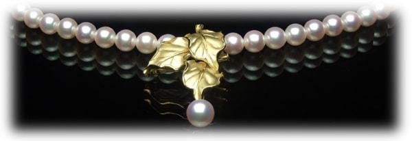 日本産のあこや真珠を「和珠」と呼びます