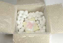 商品の梱包例