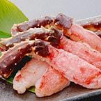 生タラバ蟹剥き身