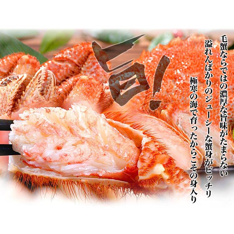 【濃厚な旨味】ジューシーな蟹身がビッチリ!