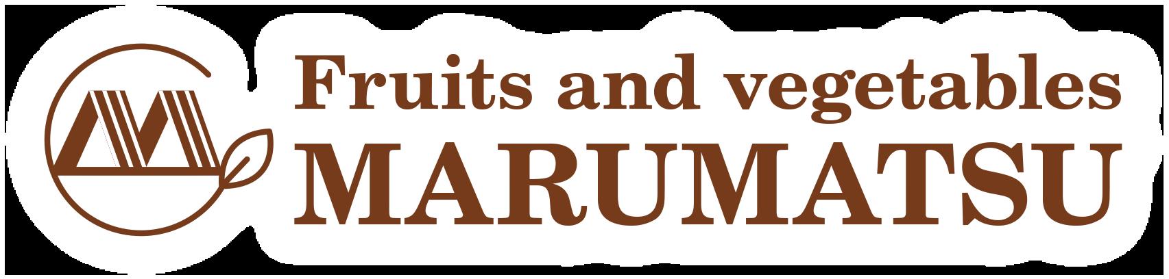 MARUMATSUロゴ