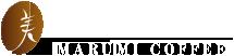 丸美珈琲店ロゴ
