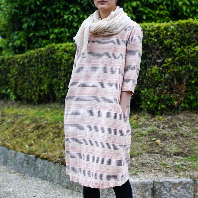 ファッション|オーガニックコットン ワンピース
