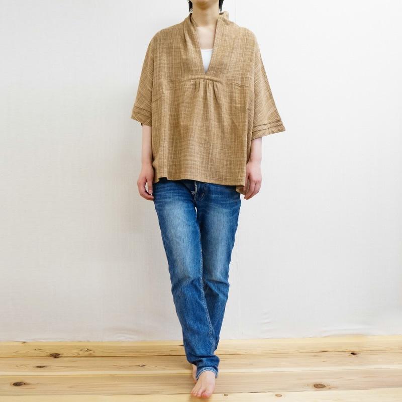 ファッション|オーガニックコットン トップス