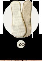 布ナプキン|布なぷパット おひさま・おつきさま用 シャンブレ