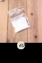 布ナプキン|アルカリウオッシュ(セスキ炭酸ソーダ)50g