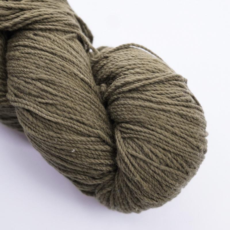 オーガニックコットン手つむぎ糸|417/2 カラー60色 憲法色