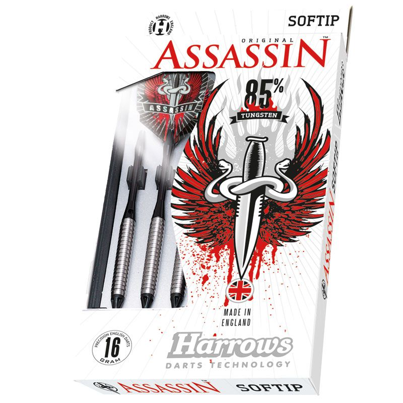 【Harrows】 ASSASSIN  StyleA 18gR