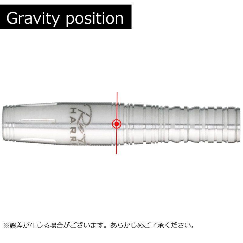 【Harrows】 RHythm 19g ハローズダーツ リズム 星野理絵モデル