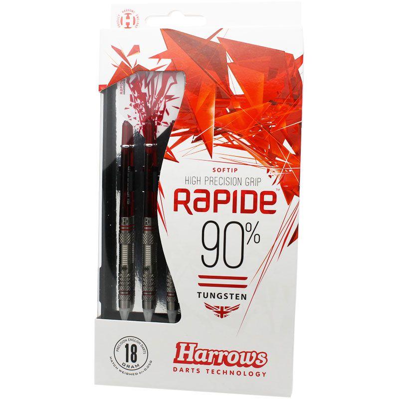 【Harrows】RAPIDE 90% Style B  ソフトダーツ ハローズ ラピード 18gK