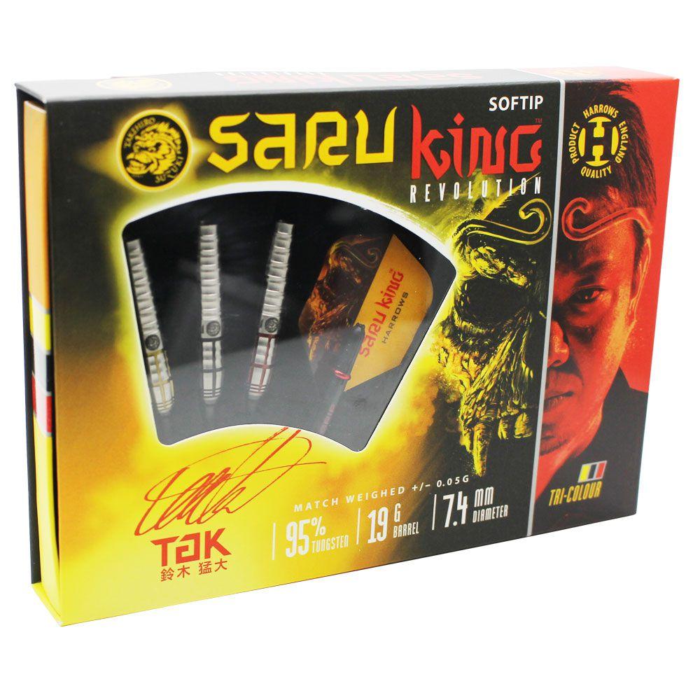 【Harrows】SARU KING REVOLUTION 鈴木猛大 ハローズ サルキング レボリューション ダーツ