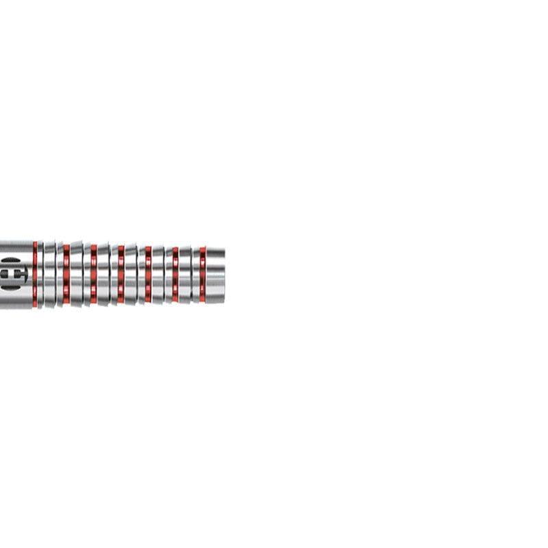 【Harrows】 PLEXUS 90% 23gR STEELTIP ハローズ ハードダーツ プレクサス タングステン バレル