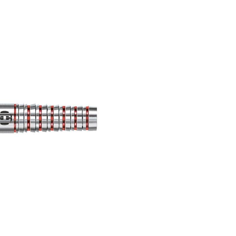 【Harrows】 PLEXUS 90% 25gR STEELTIP ハローズ ハードダーツ プレクサス タングステン バレル