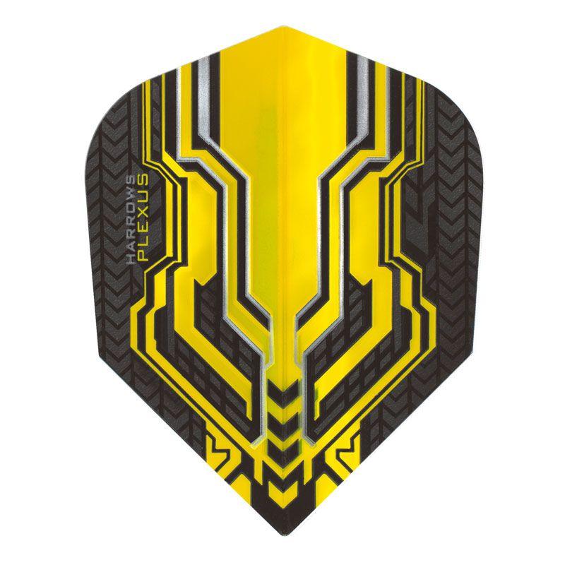 【Harrows】 PLEXUS  8301 ハローズ ダーツ用 折りたたみフライト プレクサス