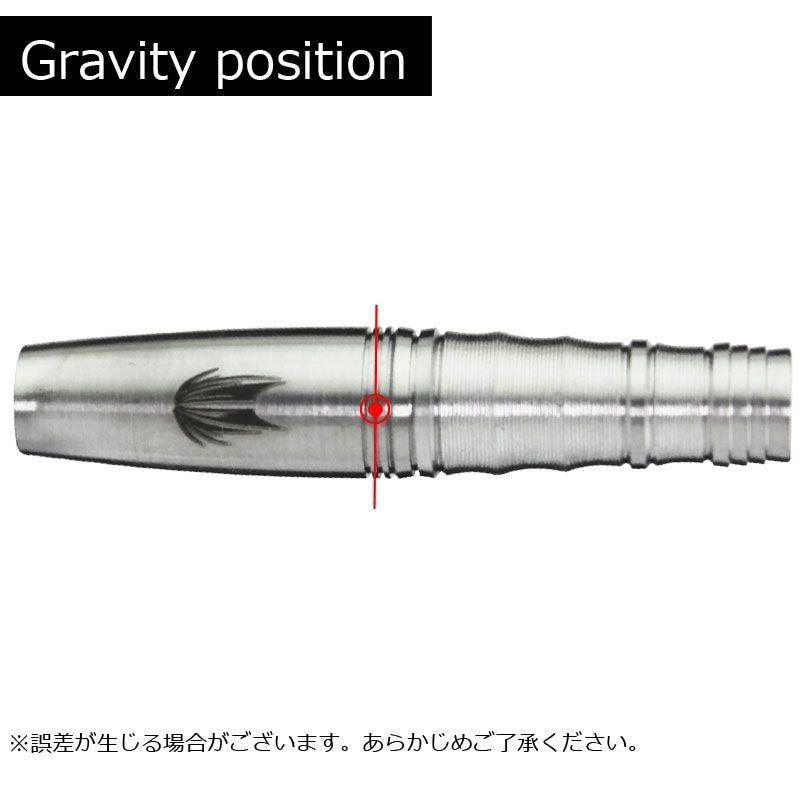 【Target】星野光正モデル ターゲットダーツ PYRO80 G2