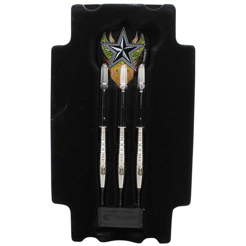 【今なら2000円相当のダーツグッズをおまけでプレゼント!】【Target】PYRO80 GEN-3星野光正 ターゲット パイロ80 ジェネレーション3 ターゲットダーツ