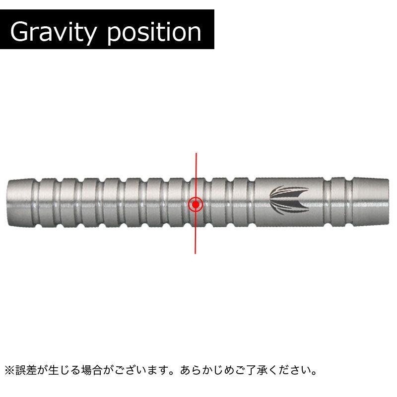 【target】VOLTAGE ロブクロスモデル ターゲット ソフトダーツ バレル ボルテージ ROB CROSS