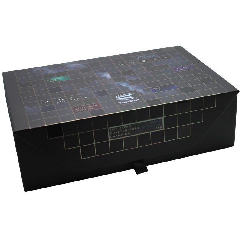 【Target】GHOSTLIMITED EDITION RISING SUN 2.1 DLC ライジングサン 村松治樹モデル ターゲット ソフトダーツ バレル ゴーストリミテッド