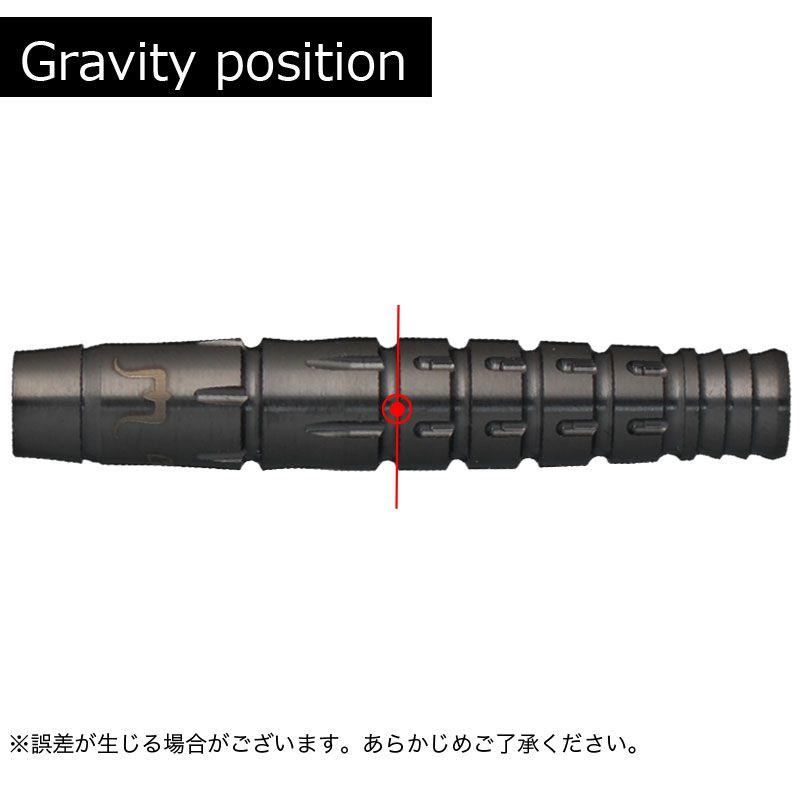 【Target】GHOSTLIMITED EDITION HADES DLC ハデス 野毛駿平モデル ターゲット ソフトダーツ バレル ゴーストリミテッド