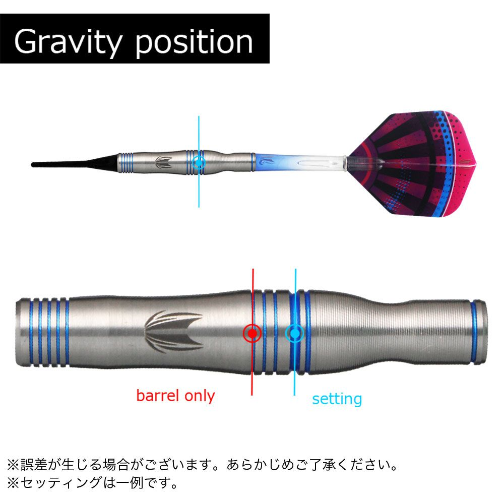 【target】RISINGSUN80 G3 ターゲット ライジングサン3 エイトゼロ 村松治樹 ダーツ