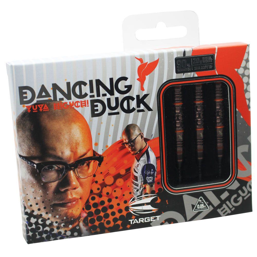 【target】DANCING DUCK ターゲット プライムシリーズ ダンシングダック 樋口雄也 ダーツ