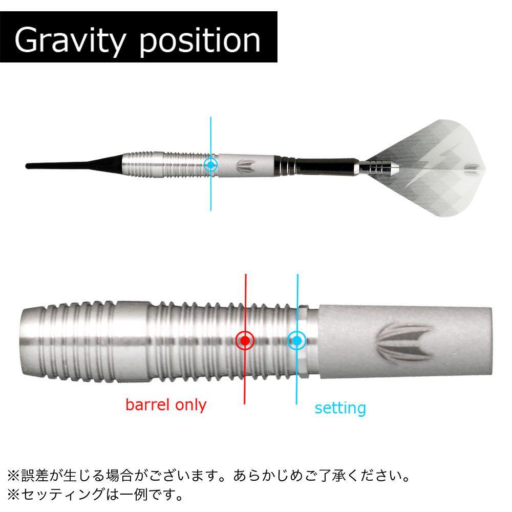 【target】POWER 9FIVE G6 20G ターゲット パワーナインファイブ ジェネレーション6 ダーツ フィルテイラー