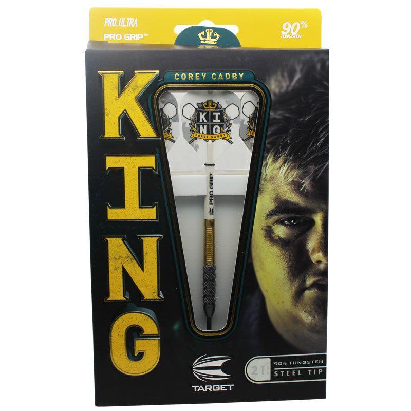 【target】KING COREY CADBY STEEL 21g ターゲット キング コーリー・カドビー