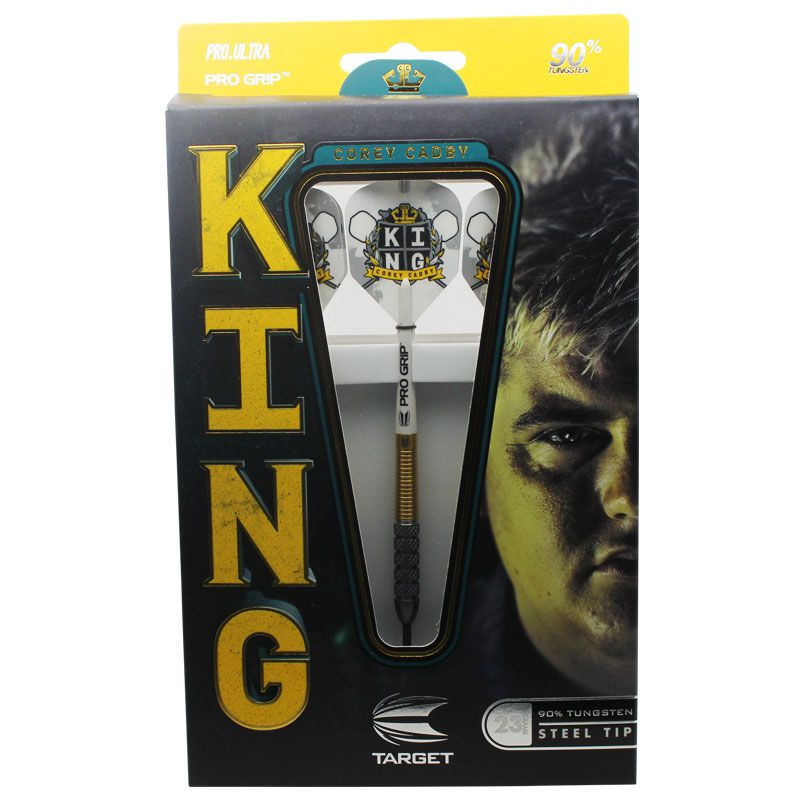 【target】KING COREY CADBY STEEL 23g ターゲット キング コーリー・カドビー