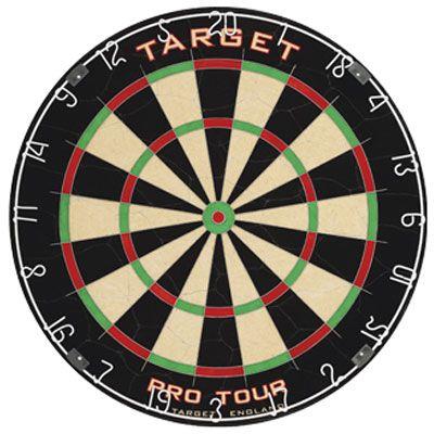 【target】ターゲット プロツアーボード 13.2インチ ハードダーツボード PRO TOUR BOARD