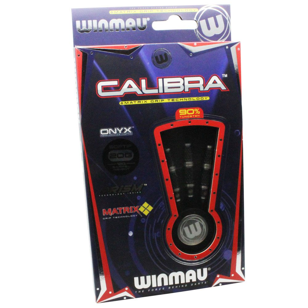 【Winmau】Calibra 20g カリブラ ウィンモー ダーツ