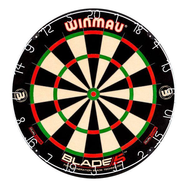 【Winmau】 BLADE5 DualCore with RotaLock ウィンマウ ハード 13.2インチダーツボード ブレード5 デュアルコア