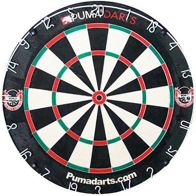 【PUMA Shot!】 Bandit/バンディット ハード公式サイズ13.2インチ ハードボード [ダーツボード]