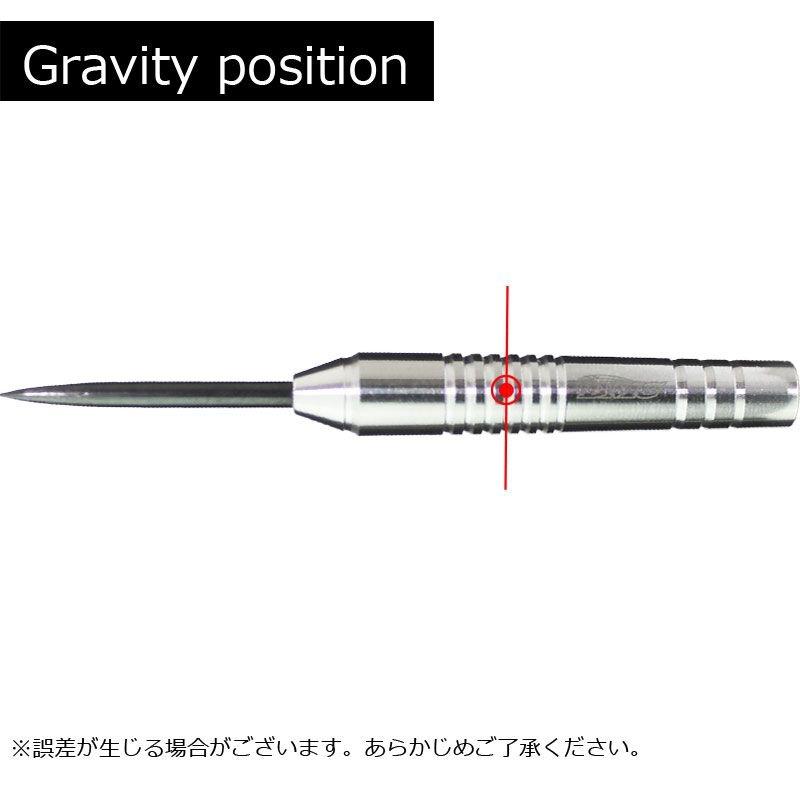 【DMC】Falcon (Steel) ファルコン スティール ハードダーツ 23g