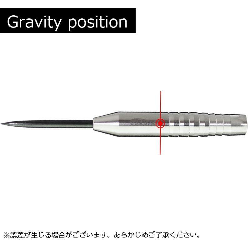 【DMC】Sabre (Steel) セイバー スティール ハードダーツ23g