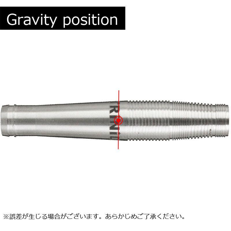【TRiNiDAD】 Gomez6 トリニダードダーツ プ山田勇樹(やんまー)モデル ゴメス6
