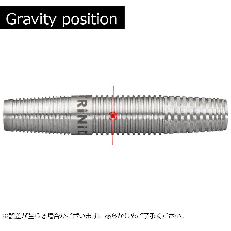 【TRiNiDAD】Gomezゴメス Type8 トリニダード ソフトダーツ 山田勇樹考案モデル(やんまー)