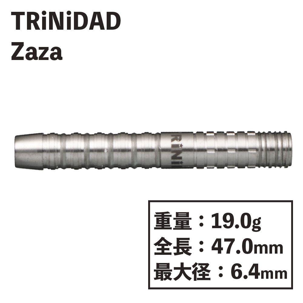 【TRiNiDAD】Zaza トリニダード ザザ ダーツ