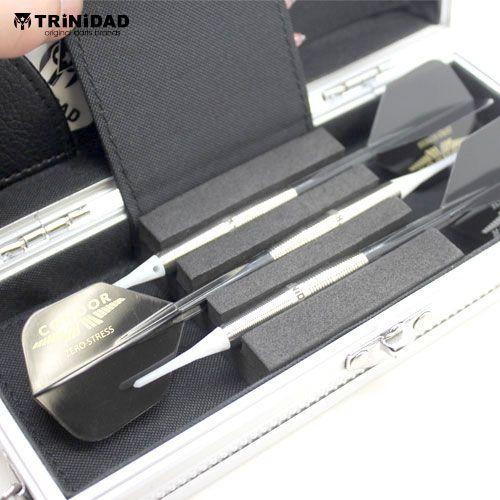 【TRiNiDAD】  ALLアルミケーススリム SECRET トリニダード ダーツケース シークレット