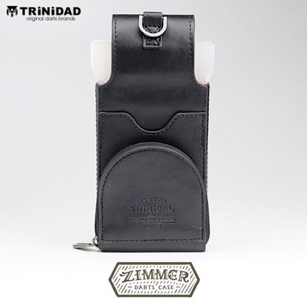 【Trinidad】ダーツケース Zimmer レッド トリニダード ジマー
