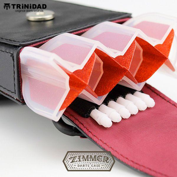 【Trinidad】ダーツケース Zimmer ネイビー トリニダード ジマー