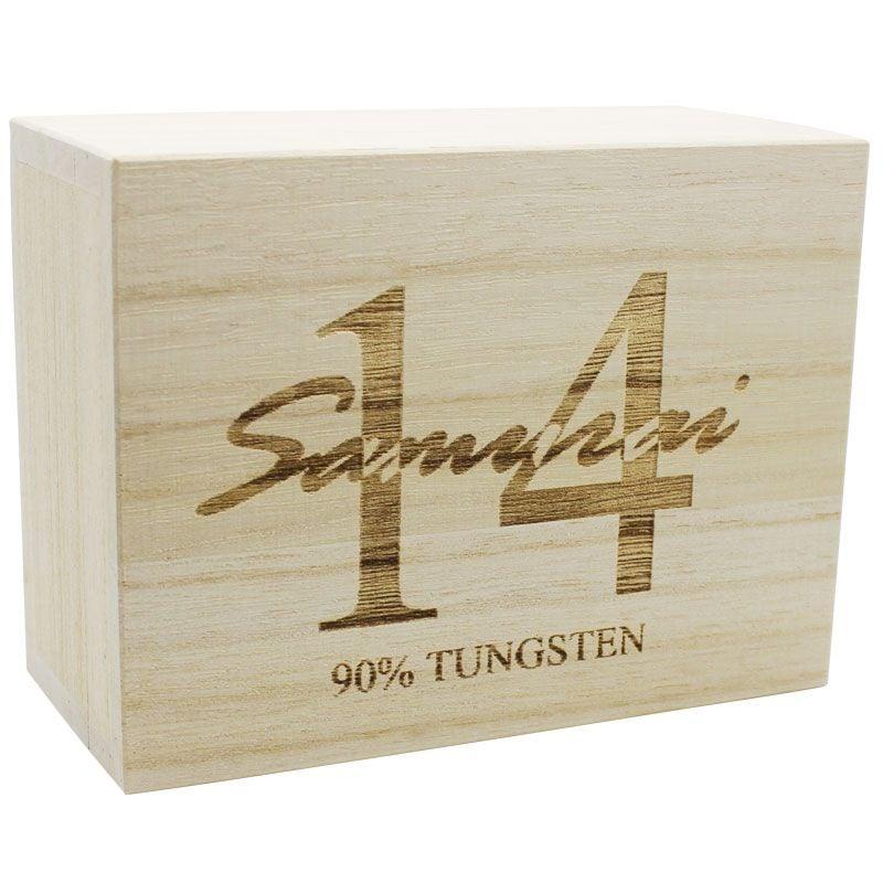 【Samurai 】Samurai 14 サムライダーツ タングステンバレル サムライ14
