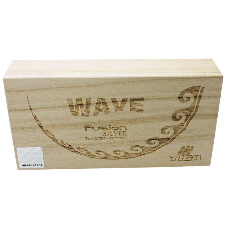 【限定品】【Tiga】FusionSilver WAVE ティガ ソフトダーツ フュージョンシルバー タングステン+シルバー925 ウェーブ