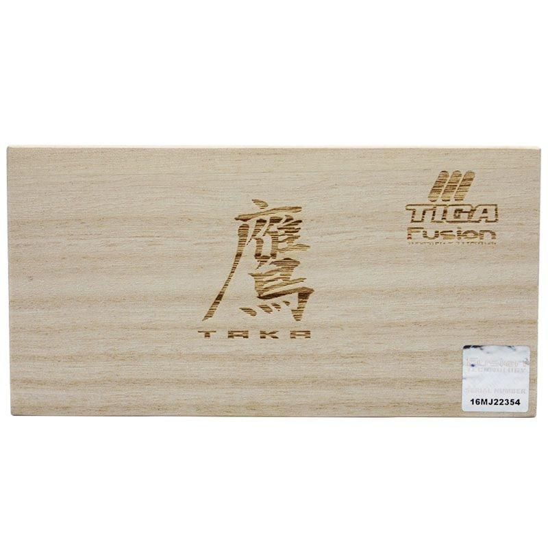 【Tiga】Fusion TAKA ソフトダーツ タングステンバレル チタニウム&タングステン フュージョン ティガ ダーツ 鷹 広瀬 貴久選手モデル