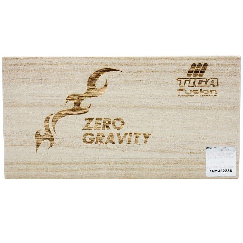 【Tiga】Fusion ZERO GRAVITY ソフトダーツ タングステンバレル チタニウム&タングステン フュージョン ティガ ダーツ ゼログラビティ 大崎 裕一選手モデル