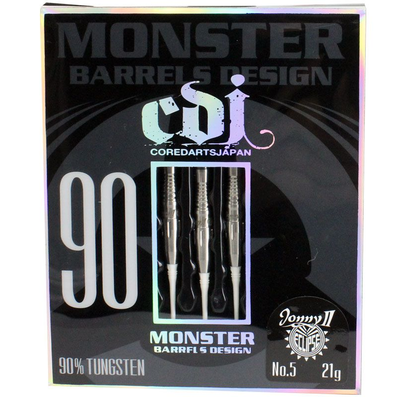 【Monster】 MONSTER×cdj JONNY2 ECLIPSE モンスターダーツ ジョニー2イクリプス安食賢一モデル No.5