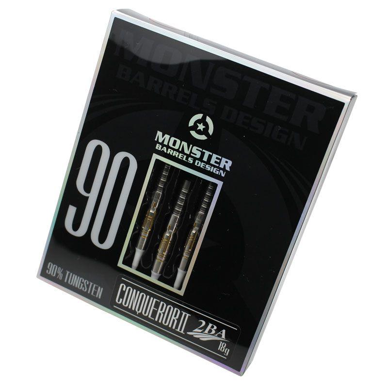 【Monster】CONQUEROR2 18g モンスター ソフトダーツ エイドリアングレイモデル 2BA