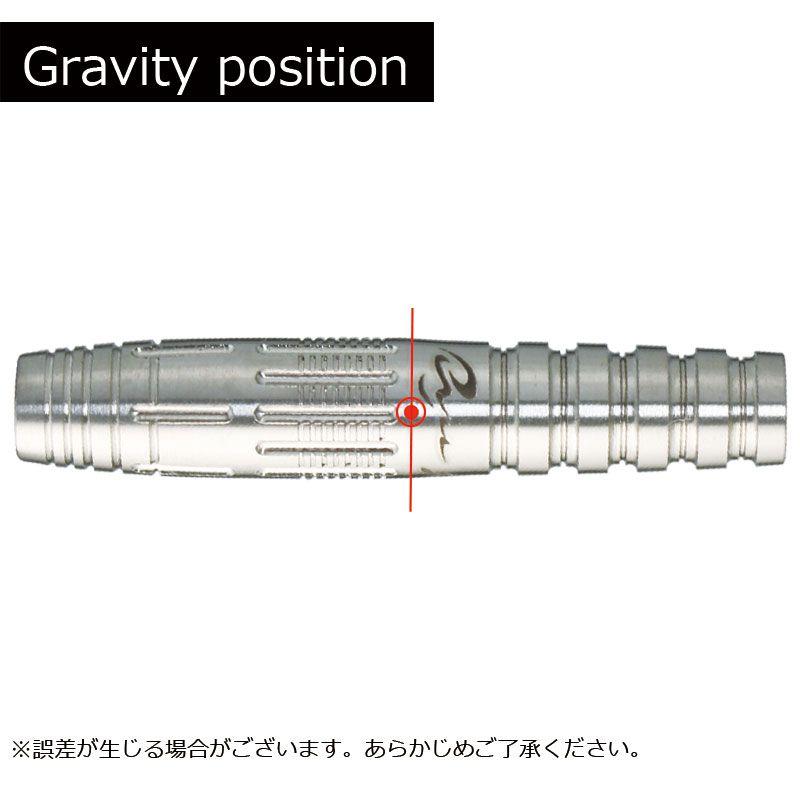 【RYU×GILDDARTS】AKARI EXTRA3 モンスターダーツ 大城明香利モデル アカリエキストラ3